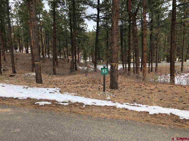 119 Hideout Trail, Durango, CO 81301 (MLS #754515) :: Durango Mountain Realty