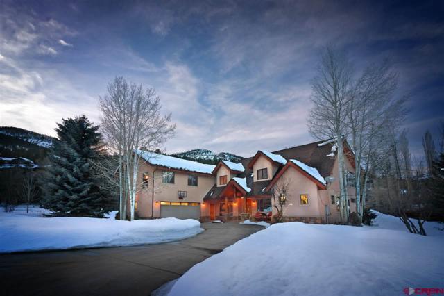 44 Sanctuary Lane, Durango, CO 81301 (MLS #754546) :: Durango Mountain Realty