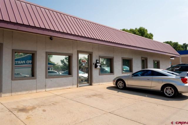 284-286 E Bridge Street, Hotchkiss, CO 81419 (MLS #754616) :: The Dawn Howe Group | Keller Williams Colorado West Realty