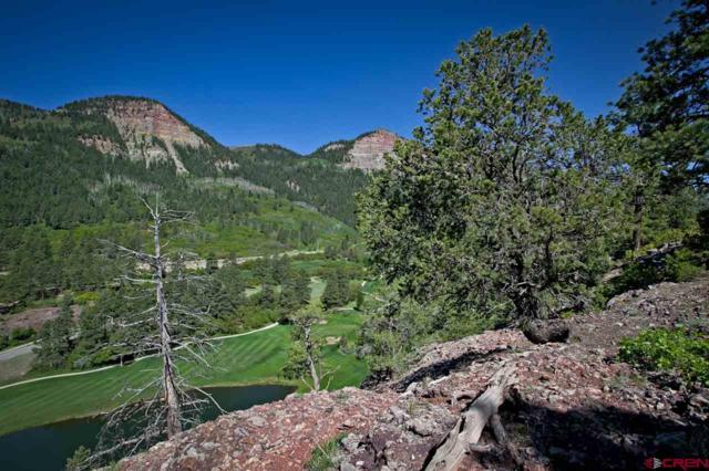 556 Glacier Cliff, Durango, CO 81301 (MLS #754667) :: Durango Mountain Realty