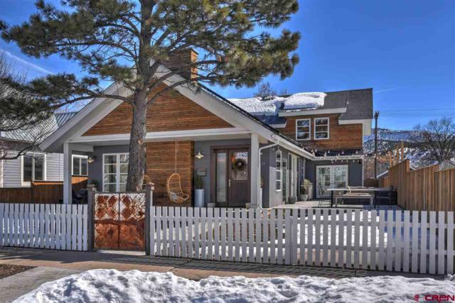 230 E 3rd Avenue, Durango, CO 81301 (MLS #754688) :: The Dawn Howe Group | Keller Williams Colorado West Realty