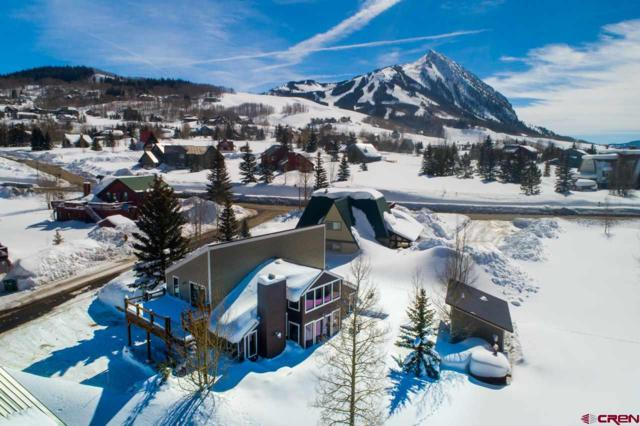 64 Paradise Road, Mt. Crested Butte, CO 81225 (MLS #754711) :: The Dawn Howe Group | Keller Williams Colorado West Realty