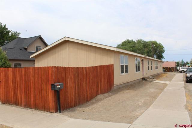 101 Grand Avenue, Delta, CO 81416 (MLS #754838) :: The Dawn Howe Group   Keller Williams Colorado West Realty