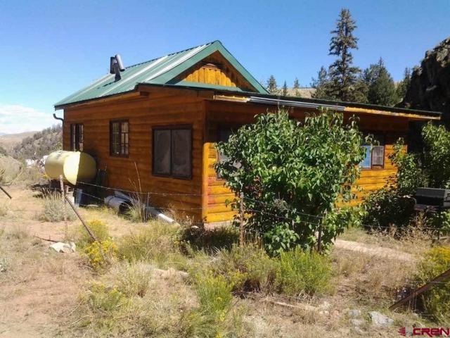 tbd Blm Road 3075, Gunnison, CO 81230 (MLS #754851) :: The Dawn Howe Group | Keller Williams Colorado West Realty