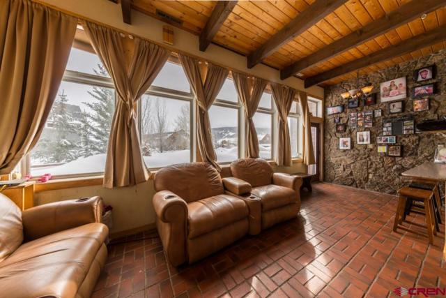 302 Haverly, Crested Butte, CO 81224 (MLS #754869) :: The Dawn Howe Group | Keller Williams Colorado West Realty