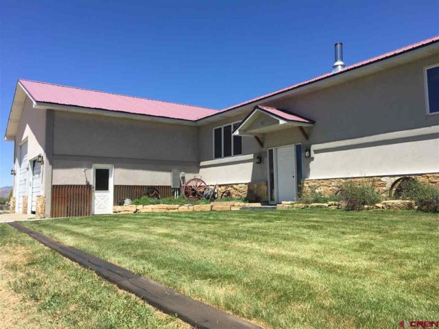 106 Columbine Road, Gunnison, CO 81230 (MLS #754903) :: The Dawn Howe Group | Keller Williams Colorado West Realty