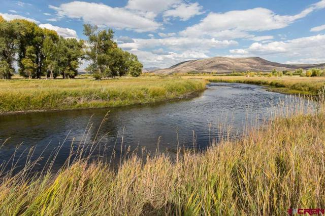 395 Red Tail Lane, Gunnison, CO 81230 (MLS #754931) :: The Dawn Howe Group | Keller Williams Colorado West Realty