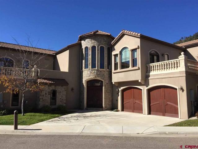3416 Main Avenue Amalfi 4, Durango, CO 81301 (MLS #755080) :: The Dawn Howe Group   Keller Williams Colorado West Realty