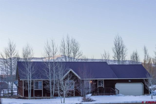 198 Willow Trail, Gunnison, CO 81230 (MLS #755095) :: The Dawn Howe Group | Keller Williams Colorado West Realty