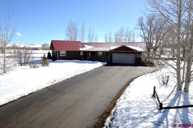 56 Meadow Lark Trail, Gunnison, CO 81230 (MLS #755101) :: The Dawn Howe Group | Keller Williams Colorado West Realty