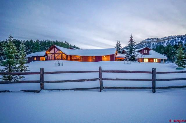 835 Jawbone Canyon Place, Chromo, CO 81128 (MLS #755121) :: The Dawn Howe Group   Keller Williams Colorado West Realty