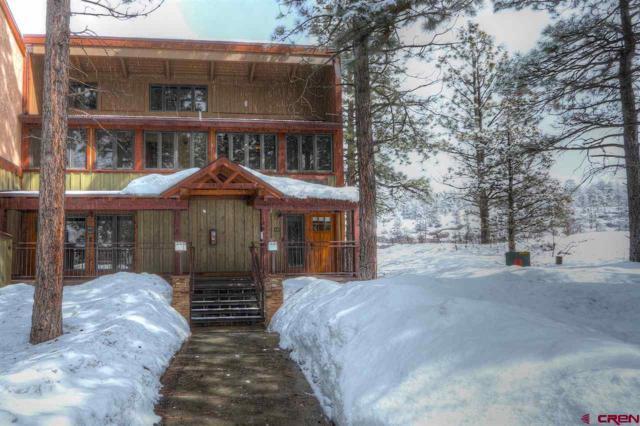961 N Tamarron Drive #621, Durango, CO 81301 (MLS #755151) :: Durango Mountain Realty