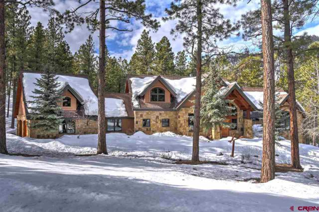 260 Alpenglow, Durango, CO 81301 (MLS #755157) :: Durango Mountain Realty