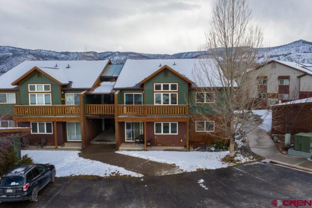 540 Redcliff Circle, Ridgway, CO 81432 (MLS #755173) :: The Dawn Howe Group | Keller Williams Colorado West Realty