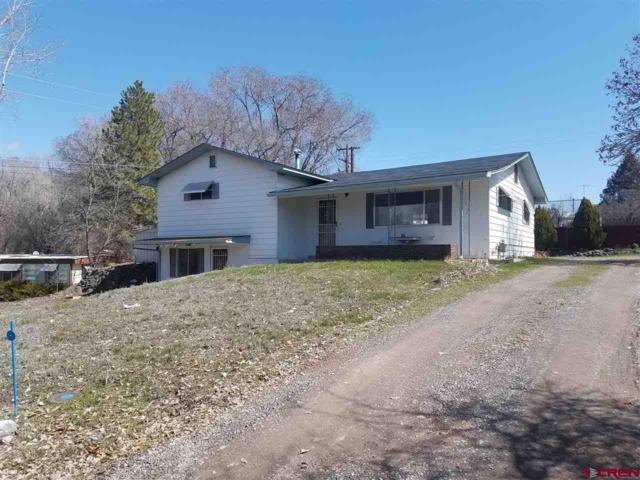 13206 Creek Side Road, Eckert, CO 81418 (MLS #755174) :: The Dawn Howe Group | Keller Williams Colorado West Realty