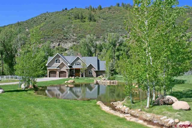 303 Cr 204, Durango, CO 81301 (MLS #755178) :: The Dawn Howe Group | Keller Williams Colorado West Realty