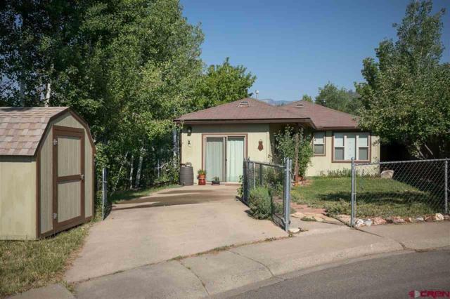 3303 E 5th Avenue, Durango, CO 81301 (MLS #755221) :: The Dawn Howe Group   Keller Williams Colorado West Realty