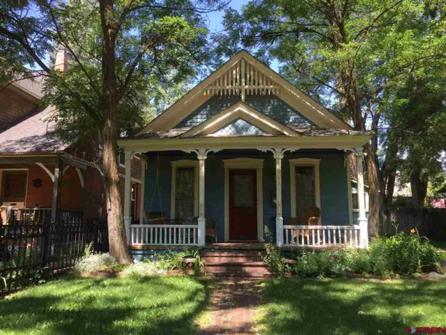 721 E 3rd Avenue, Durango, CO 81301 (MLS #755250) :: The Dawn Howe Group | Keller Williams Colorado West Realty