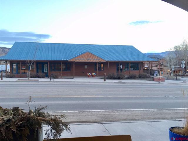 631 Sherman Street, Ridgway, CO 81432 (MLS #755254) :: The Dawn Howe Group | Keller Williams Colorado West Realty