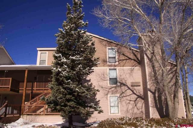 89 Valley View Drive 3199 & 3200, Pagosa Springs, CO 81147 (MLS #755390) :: The Dawn Howe Group | Keller Williams Colorado West Realty