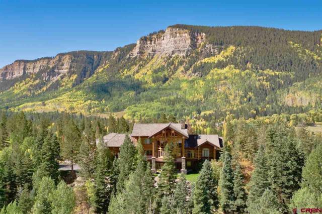 464 Pinnacle View Drive, Durango, CO 81301 (MLS #755402) :: Durango Mountain Realty