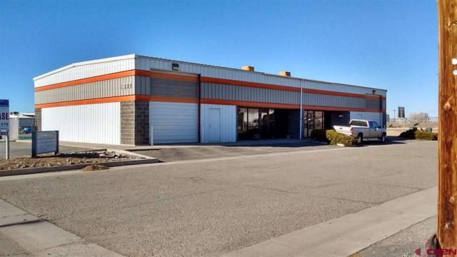 2332 Interstate Avenue, Grand Junction, CO 81505 (MLS #755428) :: The Dawn Howe Group | Keller Williams Colorado West Realty