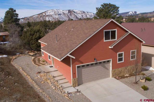 72 Cedar Ridge Way, Durango, CO 81301 (MLS #755631) :: Durango Mountain Realty