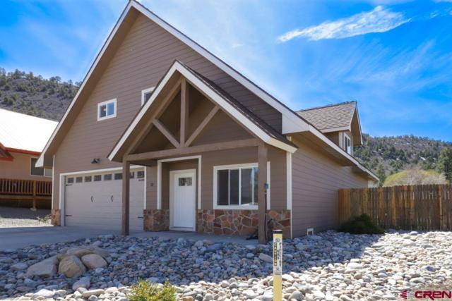 12 Cedar Ridge Way, Durango, CO 81301 (MLS #755741) :: Durango Mountain Realty