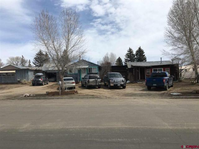 314, 316 & 318 S 12th Street, Gunnison, CO 81230 (MLS #755805) :: The Dawn Howe Group | Keller Williams Colorado West Realty