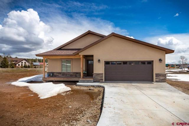 10 Midiron Avenue, Pagosa Springs, CO 81147 (MLS #755822) :: The Dawn Howe Group | Keller Williams Colorado West Realty