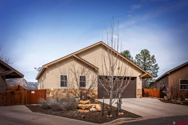123 Cedar Ridge Way, Durango, CO 81301 (MLS #755955) :: Durango Mountain Realty