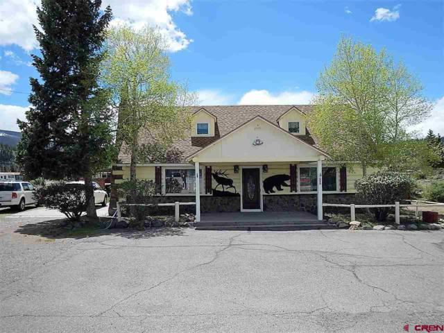 225 W Hwy149 Highway, South Fork, CO 81154 (MLS #755964) :: The Dawn Howe Group | Keller Williams Colorado West Realty