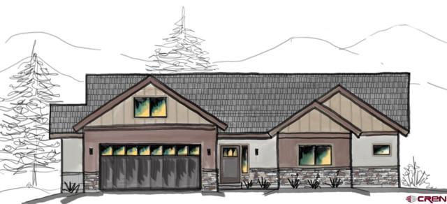 100 Glade Court, Durango, CO 81301 (MLS #756035) :: Durango Mountain Realty