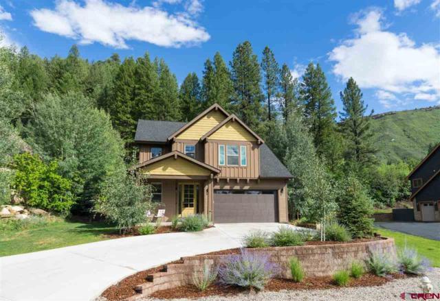 71 Ute Pass West, Durango, CO 81301 (MLS #756160) :: Durango Mountain Realty
