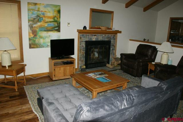 6 Ferringway Circle #41, Durango, CO 81301 (MLS #756211) :: Durango Mountain Realty