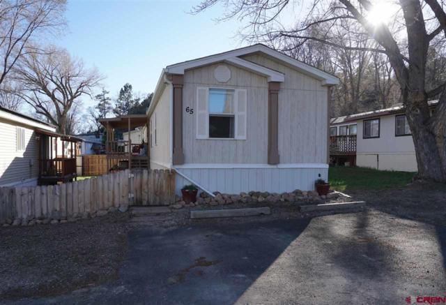 288 Animas View Drive #65, Durango, CO 81301 (MLS #756235) :: The Dawn Howe Group | Keller Williams Colorado West Realty