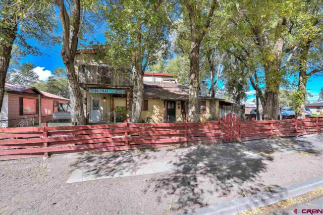 907 State Avenue, Alamosa, CO 81101 (MLS #756349) :: The Dawn Howe Group | Keller Williams Colorado West Realty