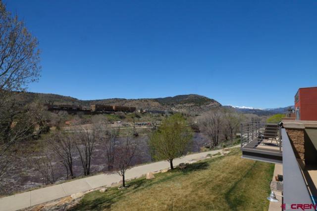 555 Rivergate Lane B3-76, Durango, CO 81301 (MLS #756368) :: The Dawn Howe Group   Keller Williams Colorado West Realty