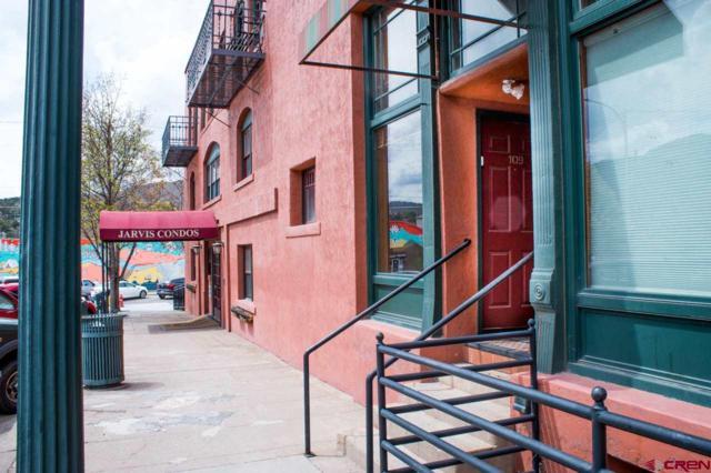 1001 Main Avenue #109, Durango, CO 81301 (MLS #756684) :: The Dawn Howe Group   Keller Williams Colorado West Realty