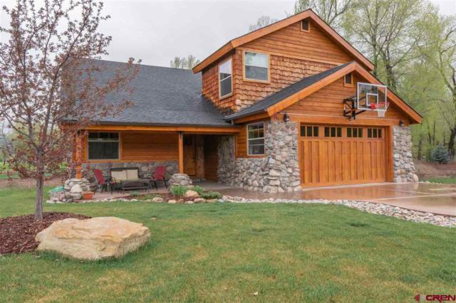 736 Hermosa Meadows Road, Durango, CO 81301 (MLS #756703) :: Durango Mountain Realty