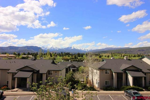 1100 Goeglein Gulch #243, Durango, CO 81301 (MLS #756826) :: Durango Mountain Realty