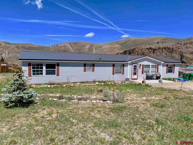 13 Ridge Lane, Gunnison, CO 81230 (MLS #756916) :: The Dawn Howe Group | Keller Williams Colorado West Realty