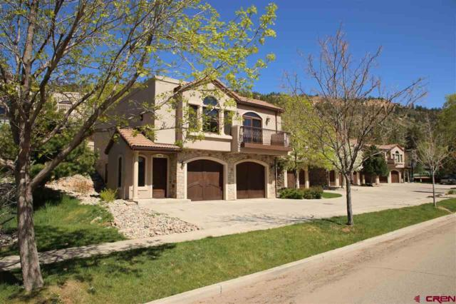 3435 Bennett Street, Durango, CO 81301 (MLS #756966) :: The Dawn Howe Group   Keller Williams Colorado West Realty