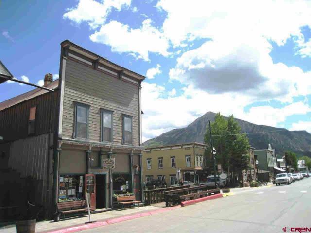 129 Elk Avenue, Crested Butte, CO 81224 (MLS #757067) :: The Dawn Howe Group | Keller Williams Colorado West Realty