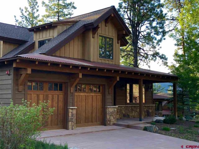 1580 Glacier Club Drive #2, Durango, CO 81301 (MLS #757100) :: Durango Mountain Realty