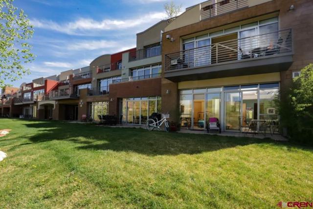 555 Rivergate Lane B3-78, Durango, CO 81301 (MLS #757101) :: The Dawn Howe Group   Keller Williams Colorado West Realty