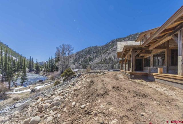 196 Wildwater Way, Almont, CO 81210 (MLS #757136) :: The Dawn Howe Group | Keller Williams Colorado West Realty