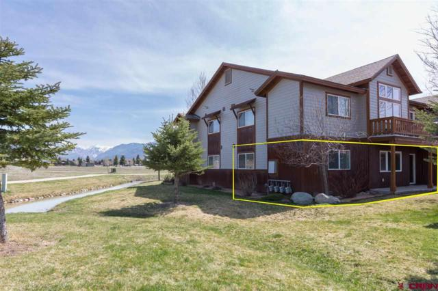 510 Redcliff Circle H-101, Ridgway, CO 81432 (MLS #757238) :: The Dawn Howe Group | Keller Williams Colorado West Realty