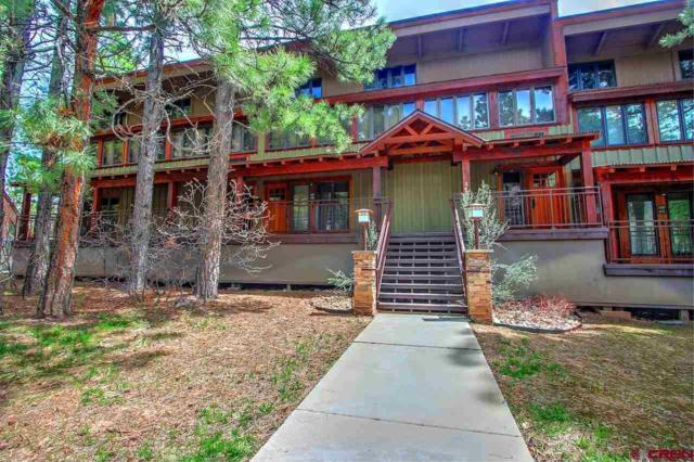 961 N Tamarron Drive, Durango, CO 81301 (MLS #757245) :: Durango Mountain Realty