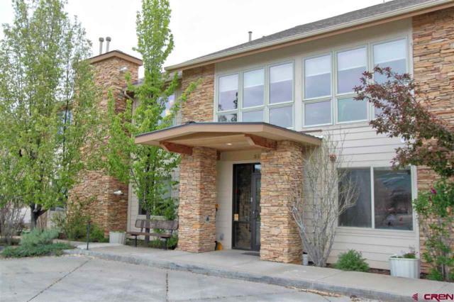 35 Sunshine #6, Durango, CO 81301 (MLS #757260) :: The Dawn Howe Group | Keller Williams Colorado West Realty